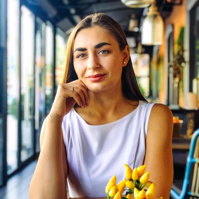Екатерина Сребная