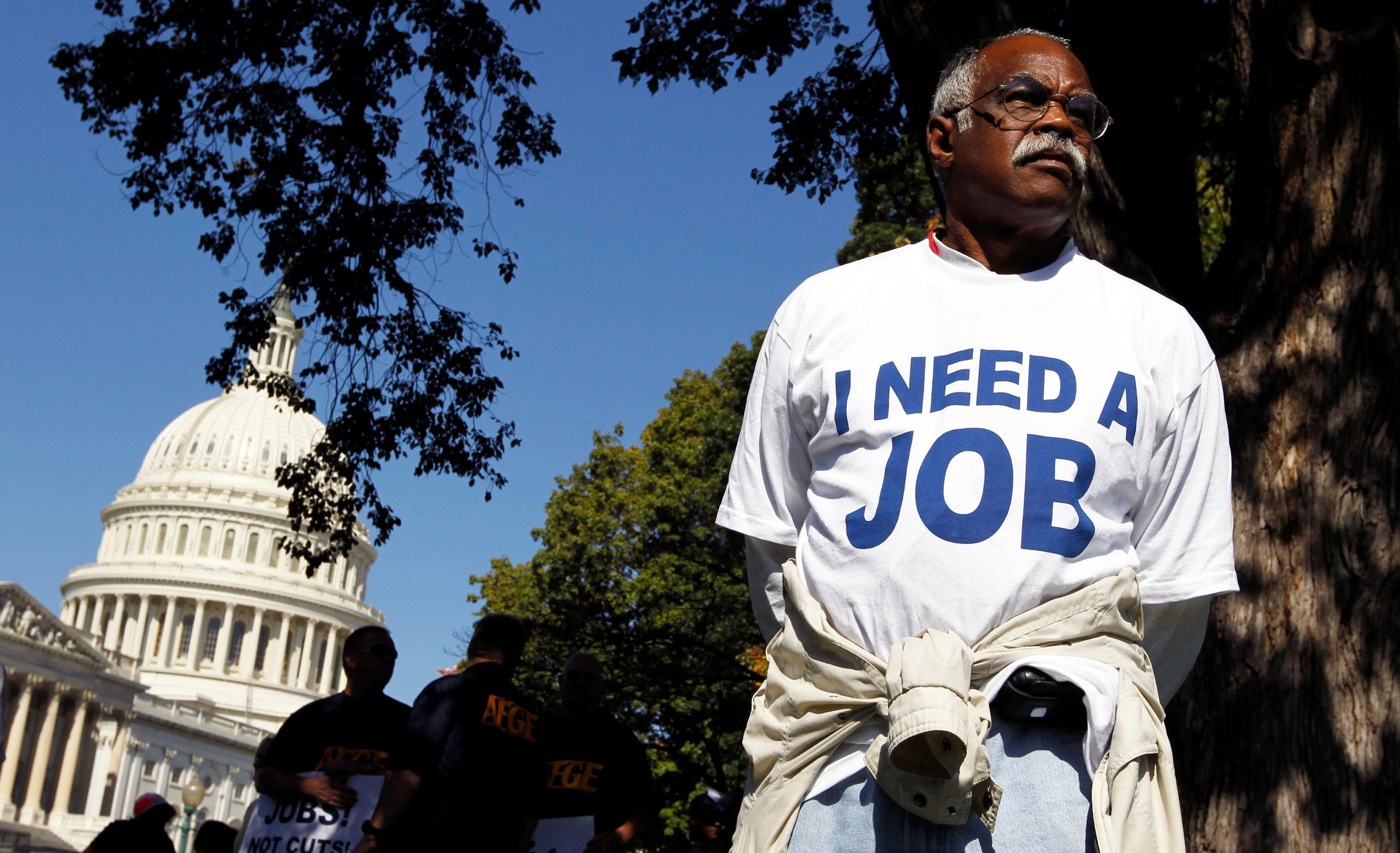 Безработица в США обновляет максимумы с 1934 года