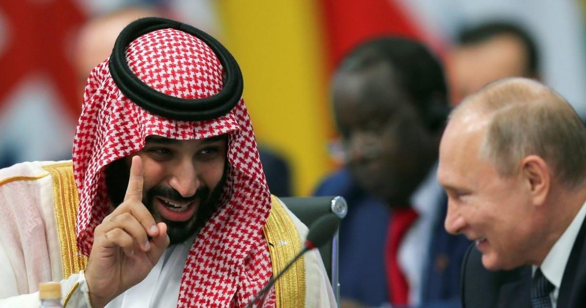S&P: В 2021 году Саудовская Аравия пойдет нефтяной войной против России