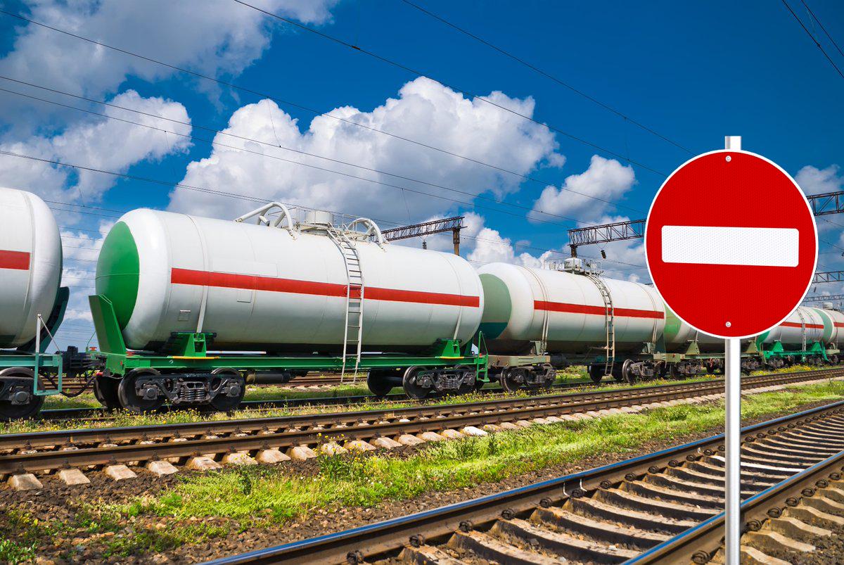 В России введен запрет на ввоз нефтепродуктов