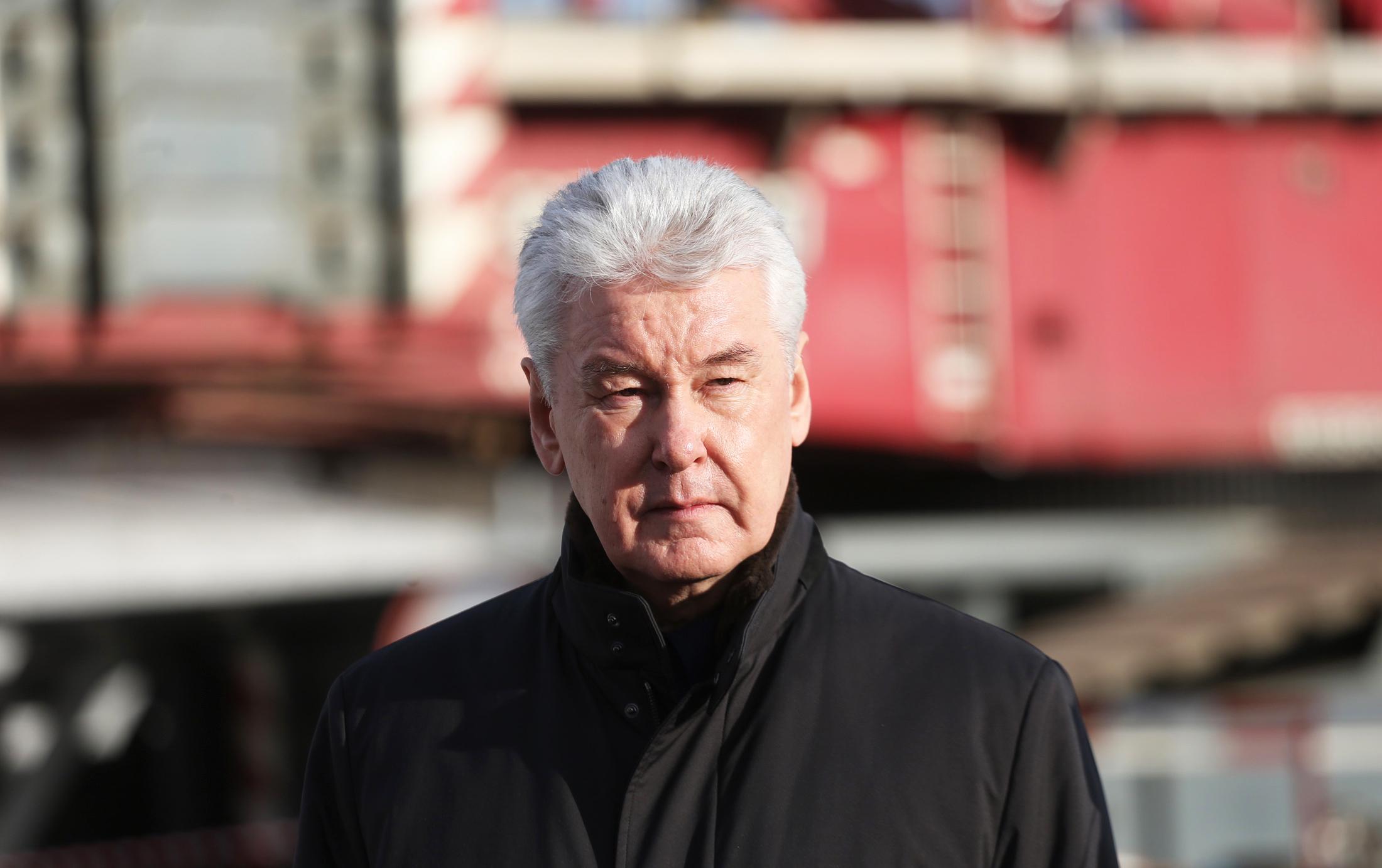 Собянин:  экономика Москвы на 80% возобновила режим работы