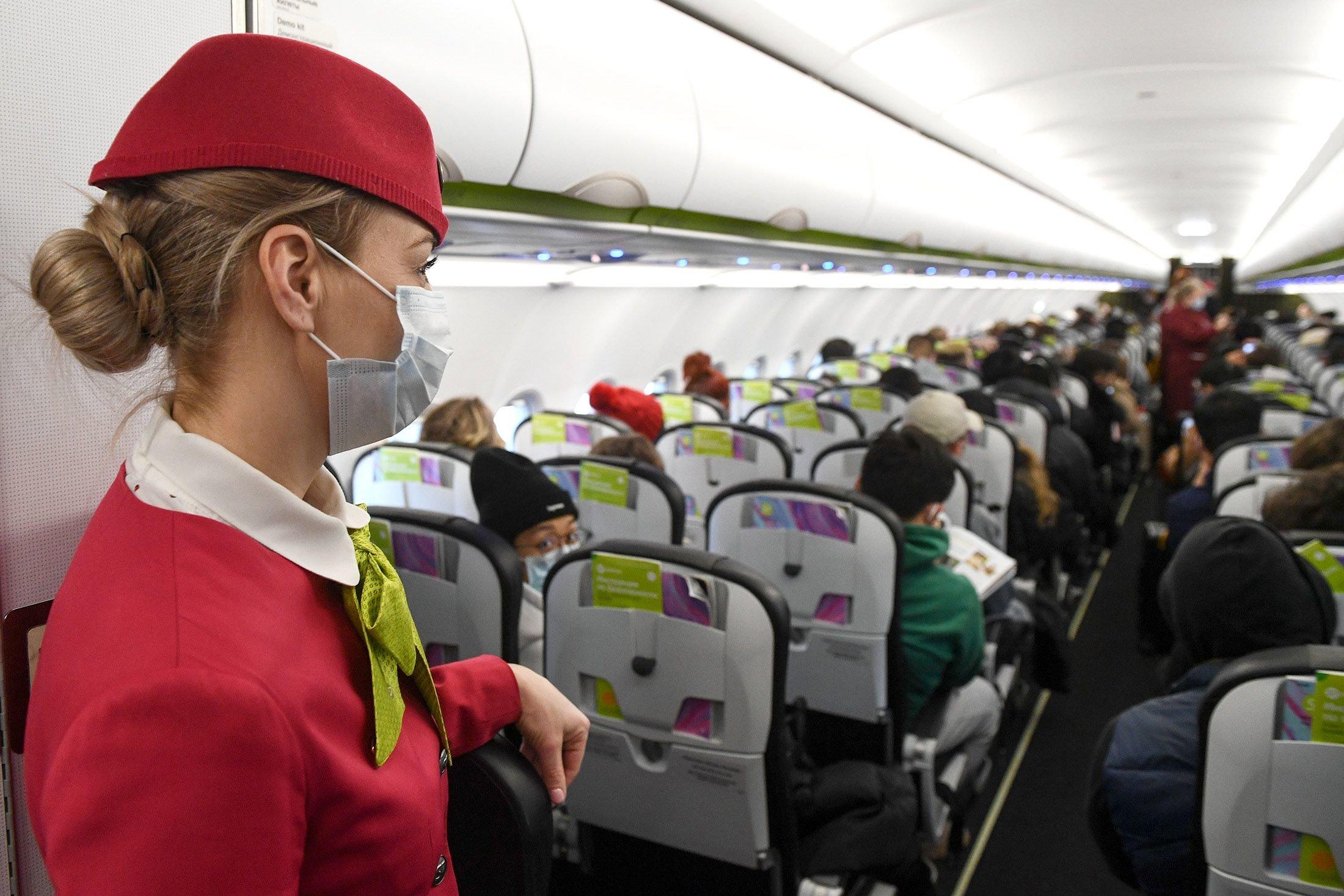 Мировые авиаперевозки восстановились до 65%