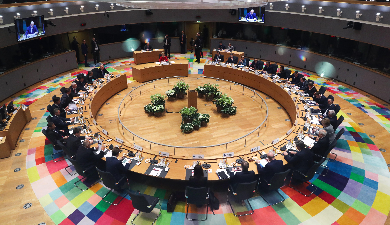 Лидеры ЕС 19 июня обсудят минские соглашения по Украине