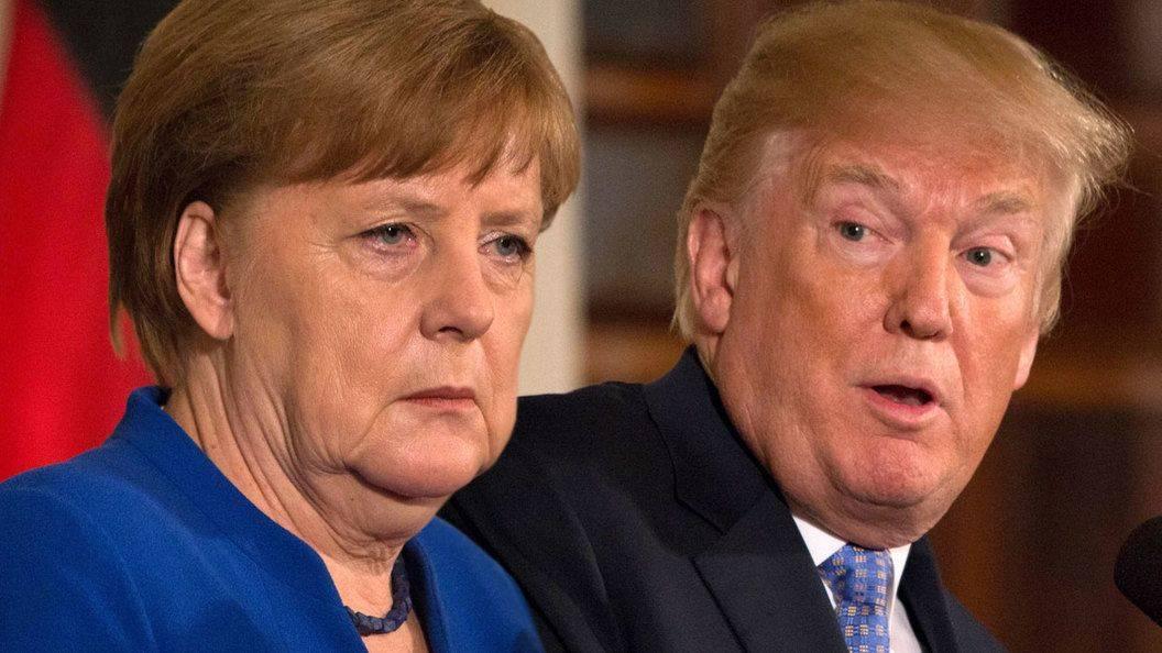 В Германии не собираются менять позиции по «Северному потоку 2» после угроз США
