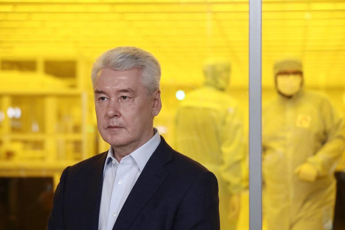 Собянин оценил влияние пандемии на экономику Москвы