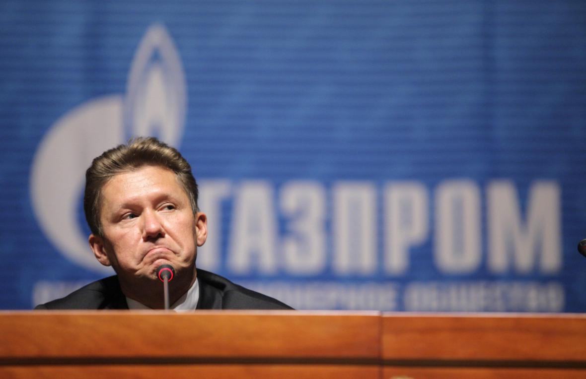 Акции «Газпрома» снизились почти на 7% из-за дивидендного гэпа