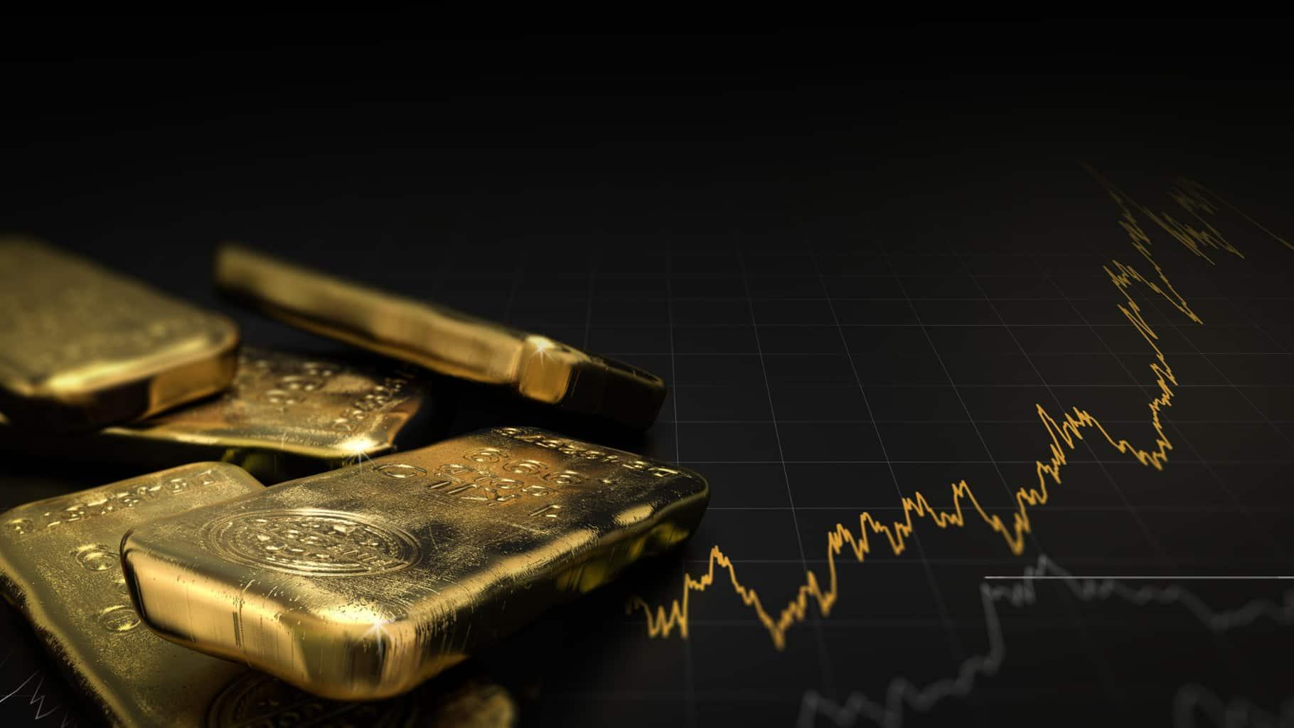 Золото дорожает из-за увеличения заражений COVID-19