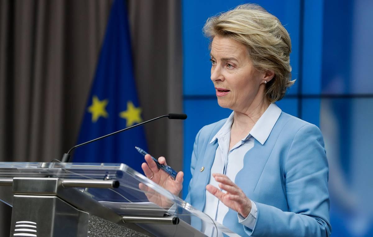 Глава Еврокомиссии считает, что против Белоруссии нужно ввести санкции