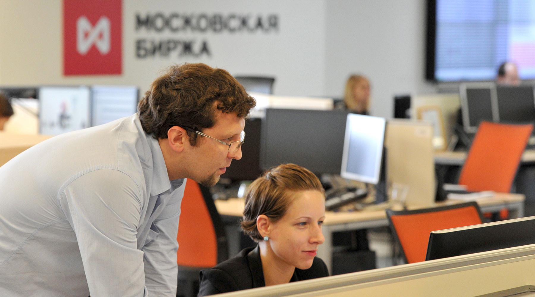 Сегодня Московская биржа расширит перечень бумаг на вечерней сессии