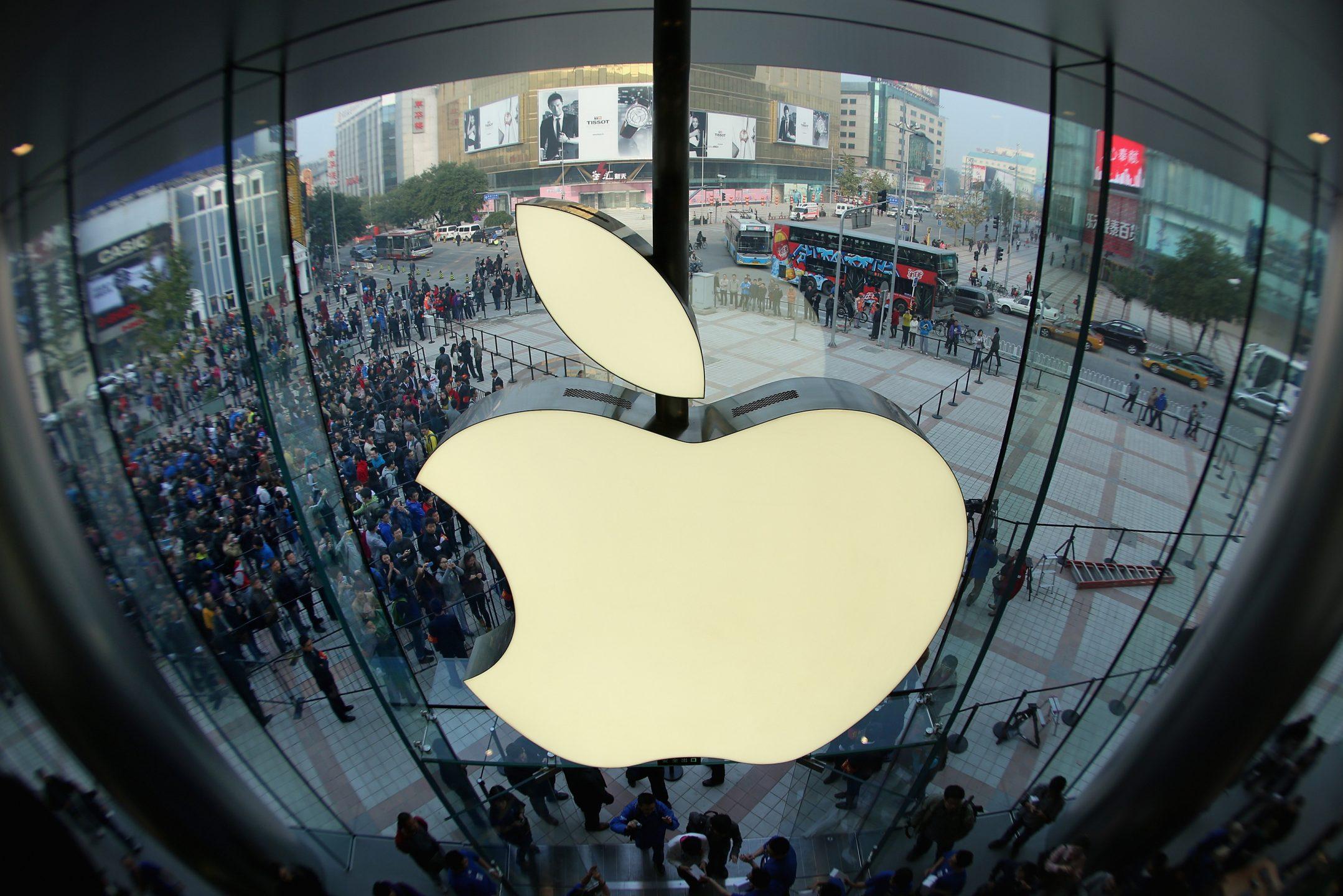 Стоимость Apple превысила $2 триллиона