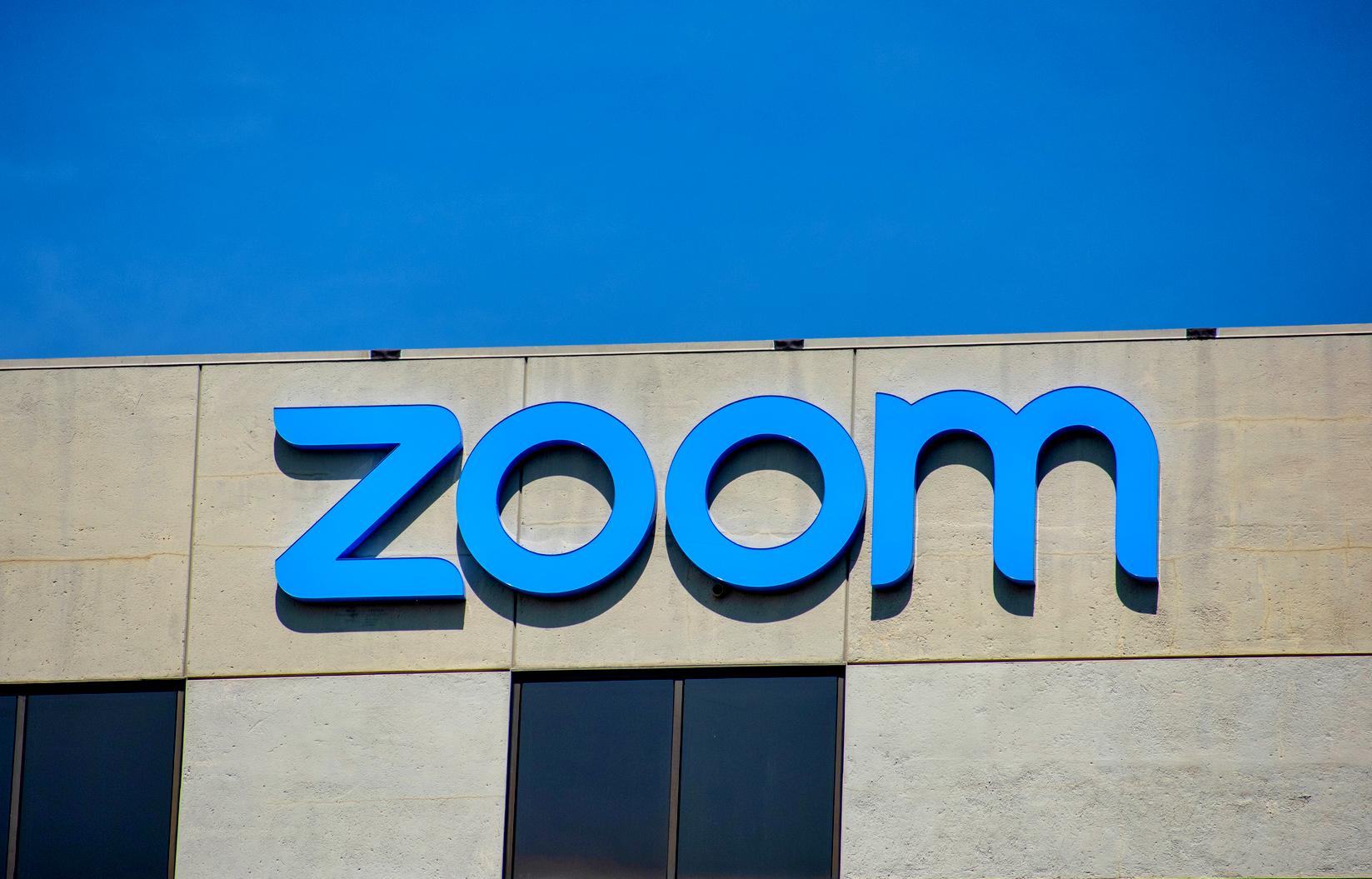 Акции компании Zoom взлетели на 40% после блестящей отчетности