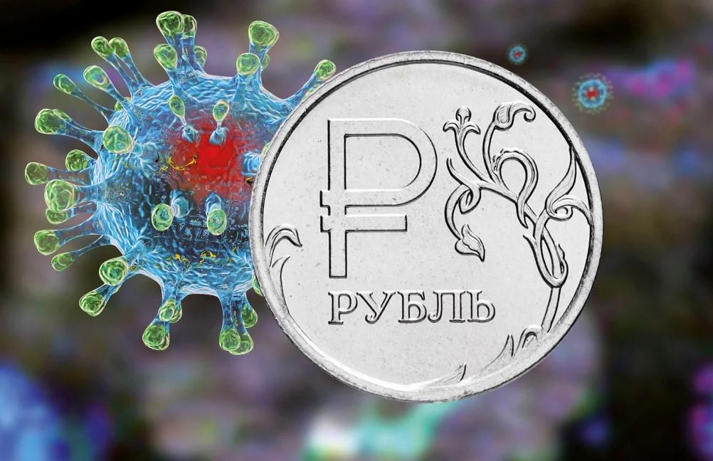 Названы потери экономики РФ от COVID-19