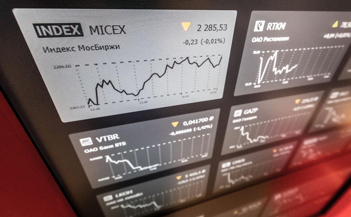 Московская биржа в ноябре планирует начать торги еще 30 акциями из S&P 500