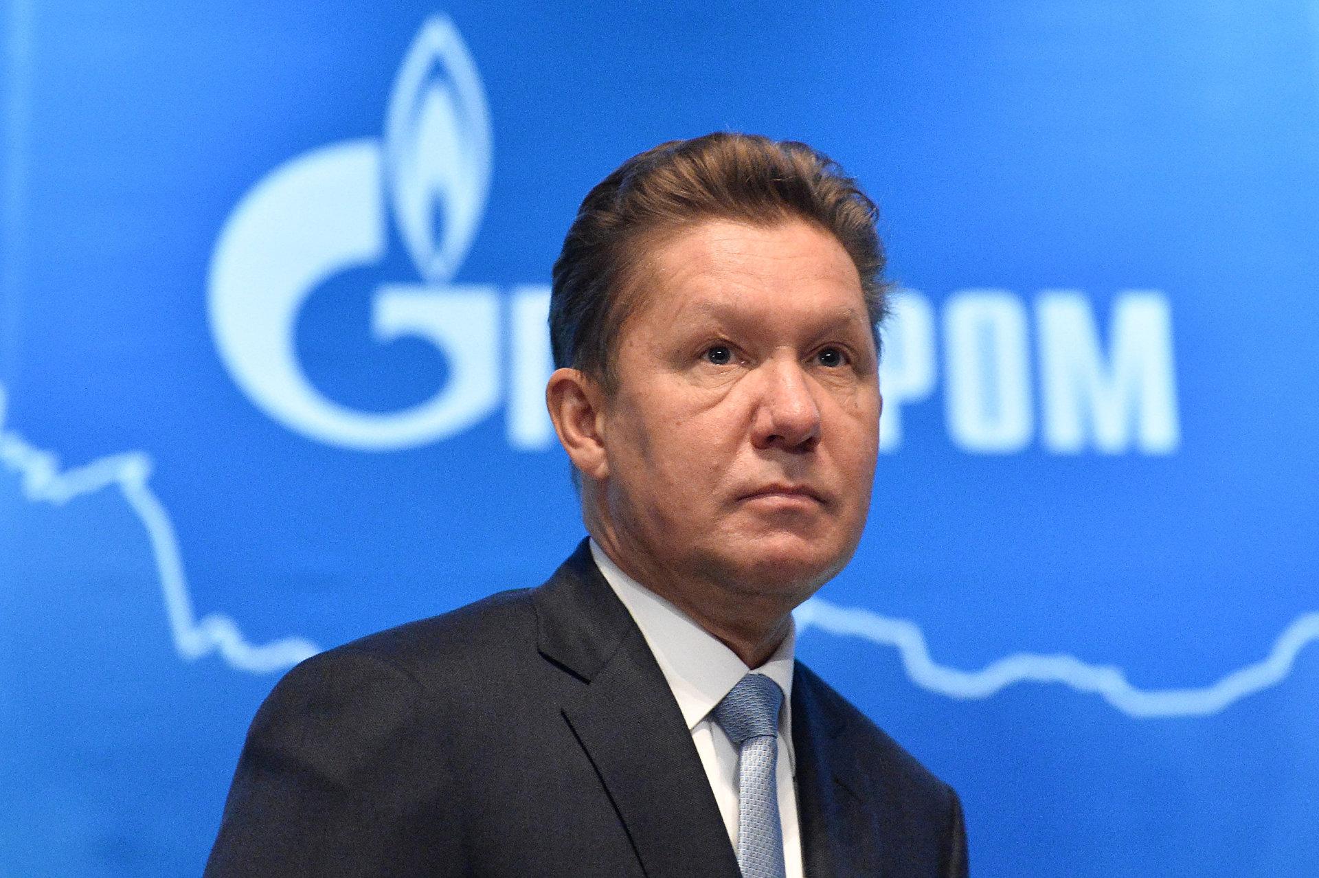 Бумаги «Газпрома» летят вверх из-за слухов об отставке Миллера